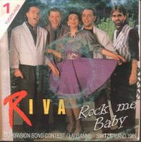 Cover Riva [ESC] - Rock Me
